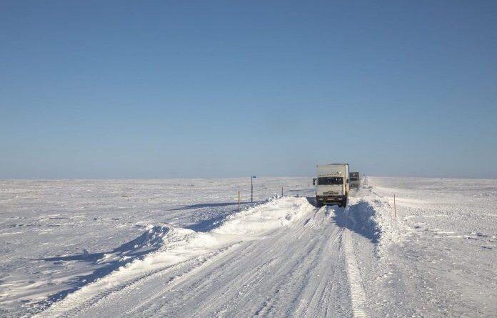Губернатор НАО сообщил об открытия зимника между Нарьян-Маром и Усинском