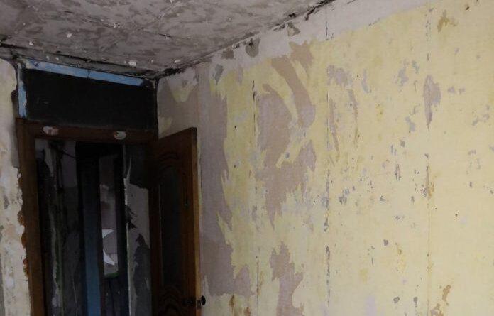 Хорошие люди Усинска просят помочь с ремонтом местной жительнице