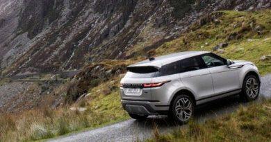 Интересные факты обобновлённом кроссовере Range Rover Evoque — Рамблер/авто