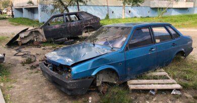 Из дворов Усинска уберут бесхозный транспорт