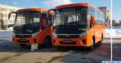 Как будут ходит автобусы в Усинске в праздники