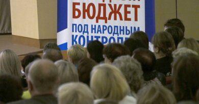 """Как """"Народный бюджет"""" помог Усинску в 2020 году"""