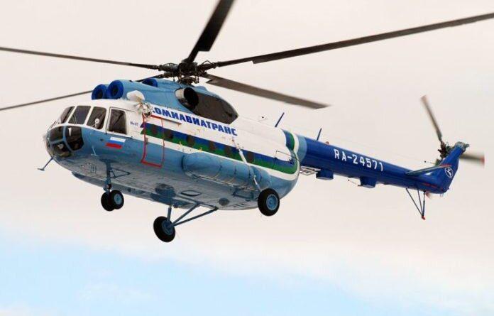 Как записаться на вертолет и есть ли другие способы добраться из сел до Усинска