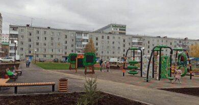 Камеры будут следить за порядком на новых площадках Усинска