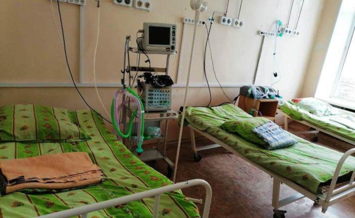 Количество пациентов инфекционного отделения с каждым днём растёт