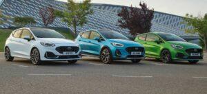 Компания Ford представила в Европе обновленный хэтчбек Ford Fiesta