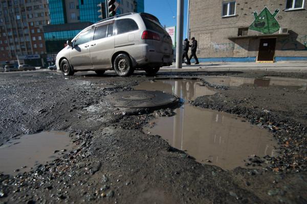 Ктопревратил дороги России вчерные дыры&nbsp