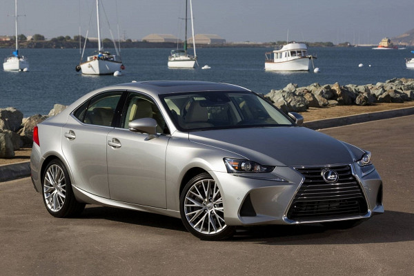Lexus оставит европейцев безтрёх моделей&nbsp