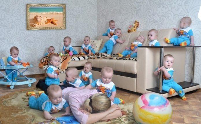 Маткапитал на первого и второго ребенка увеличен с 1 января