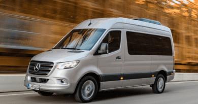 Mercedes-Benz отзывает вРоссии фургоны Sprinter 1