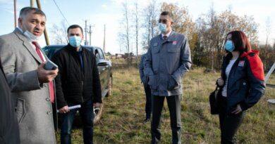 Министр здравоохранения посетил село Мутный Материк с рабочим визитом