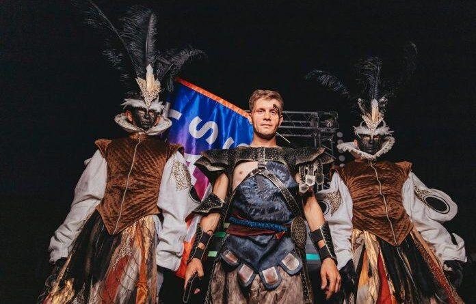 Молодёжь Усинска представила город на фестивале в Тавриде