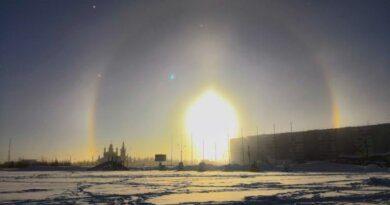 Мороз и солнце – день чудесный!