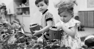 Музей Усинска показал беззаботное детство юных усинцев