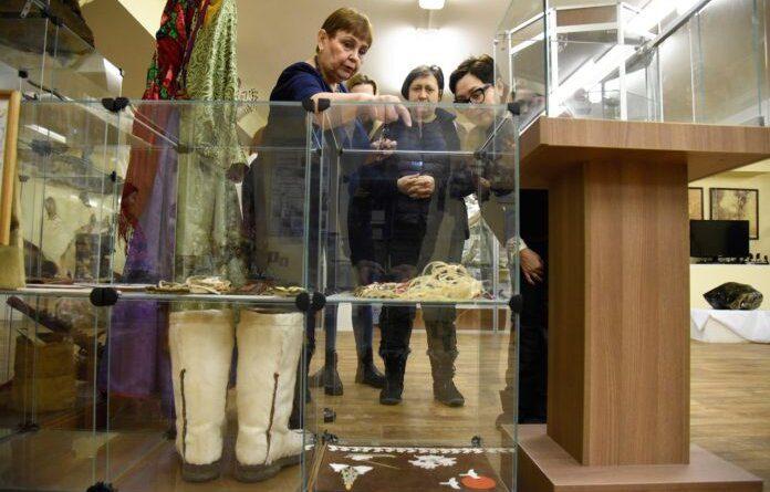 Музей Усинска приглашает на выставку
