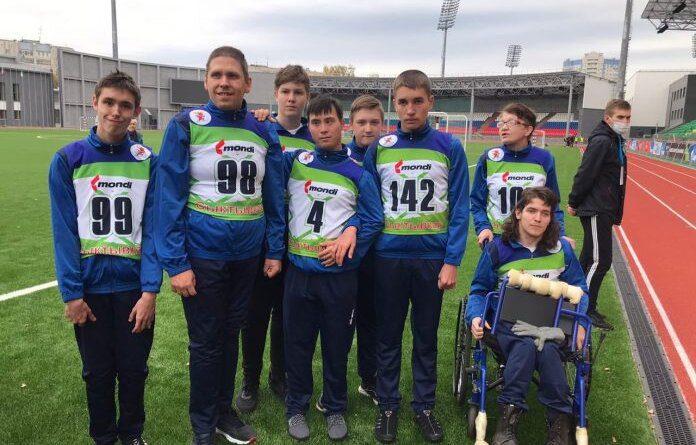 На Фестивале инвалидов усинские спортсмены завоевали 12 медалей