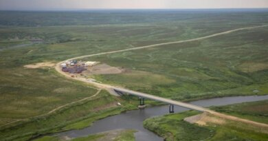 На мост к Усинску заложили более 3 млрд рублей