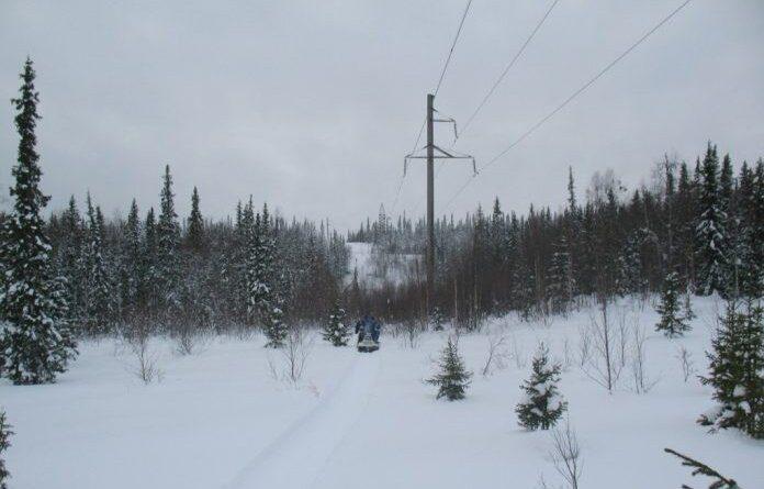 На севере Усинска полностью восстановлено электроснабжение