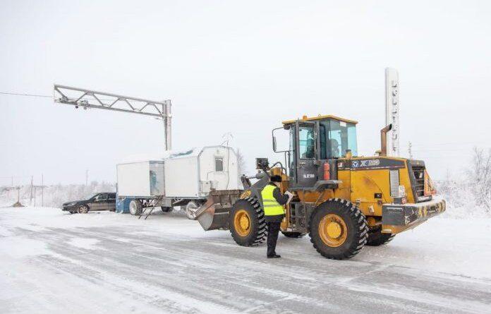 На зимнике Усинск – Нарьян-Мар установлен эпидконтроль