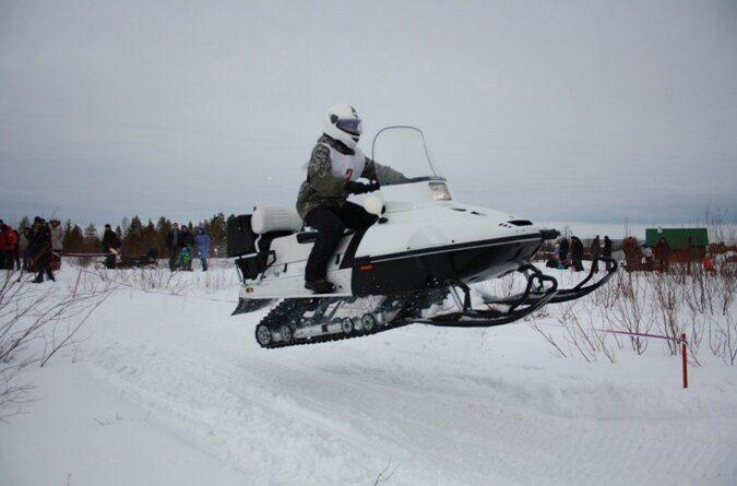Наказание за отсутствие техосмотра у снегоходов усилят