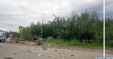 Народный контроль: Сегодня в Усинске в ДТП погиб человек