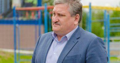 Николай Бережной вернулся на спортивную арену