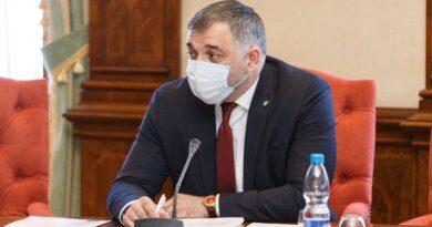 Николай Такаев отчитался о результатах работы мэрии Усинска за 2020 год