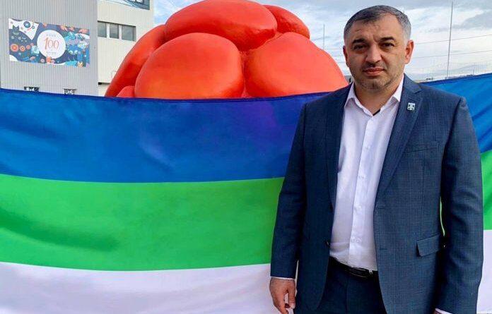 Николай Такаев присоединился к проекту «Коми в моем сердце»