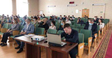 Николай Такаев призвал руководителей фирм организовать вакцинацию на своих предприятиях