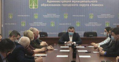 Николай Такаев призвал УК иресурсоснабжающие организации Усинска оперативно реагировать на заявки местных жителей