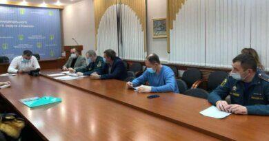 Николай Такаев провёл совещание с председателями дачных товариществ