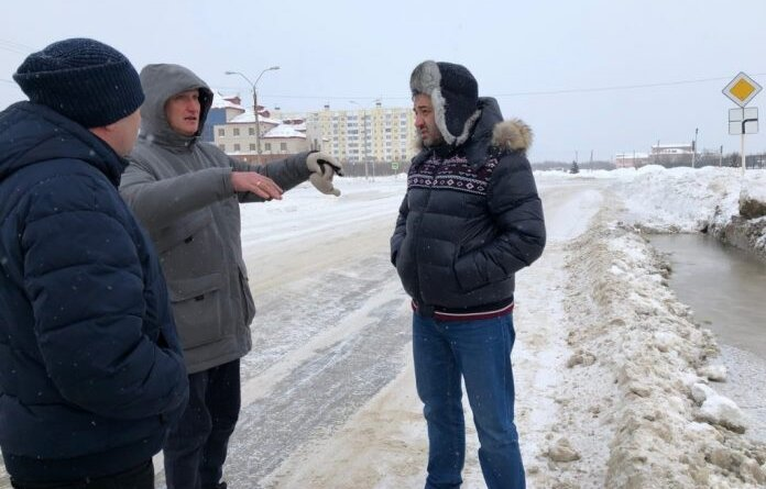 Николай Такаев заверил, что ситуация с порывом технического водовода под контролем