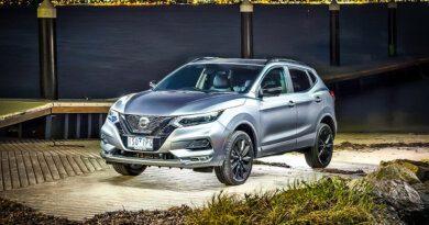 Nissan представил «ночную» версию Qashqai&nbsp