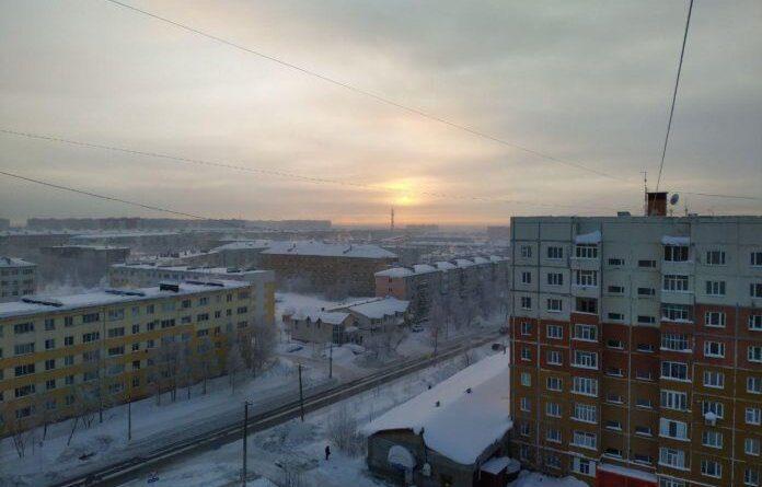 Ночью Усинск заминусует