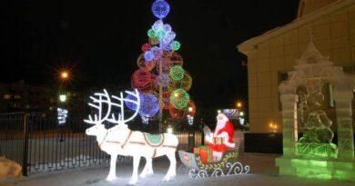 Новогодние каникулы начнутся 31 декабря