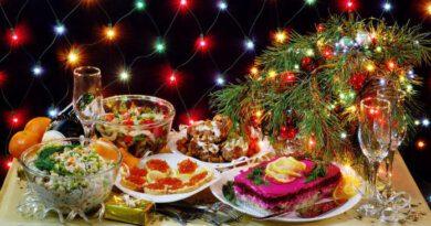 Новогодний стол обойдется жителям Коми в 7,4 тыс. рублей