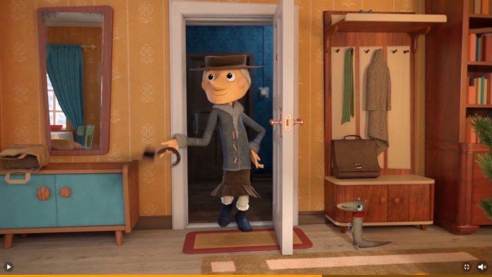 Новогодняя серия мультфильма о Чебурашке выйдет 31 декабря