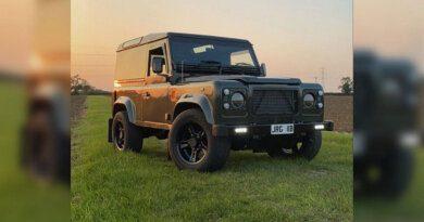 Новый Land Rover Defender вРоссии будет дешевле, чемвБритании&nbsp