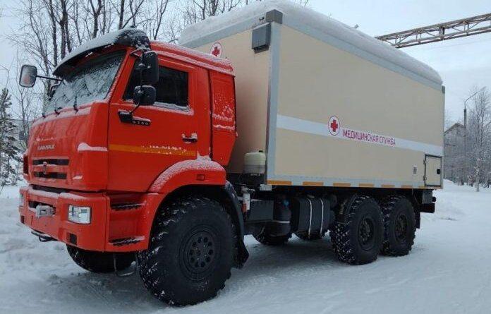 Новый передвижной маммографический кабинет отправляется в Усть – Усу и Новикбож