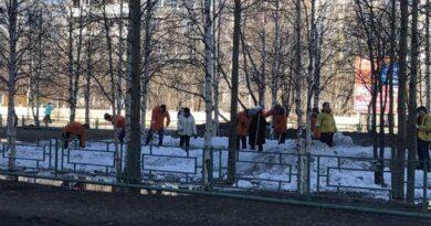 Общегородской субботник в Усинске пройдёт 7 мая