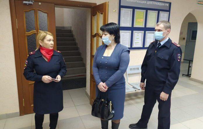Общественники проверили работу подразделений полиции Усинска