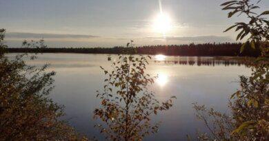 Ощутите свежесть раннего утра в Усинске