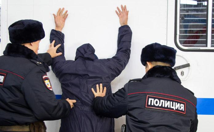 Похитителей грузовой техники в Усинске нашли в другом регионе