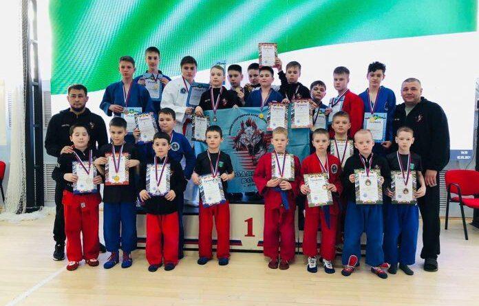 «Полярный волк» привёз в Усинск 21 медаль