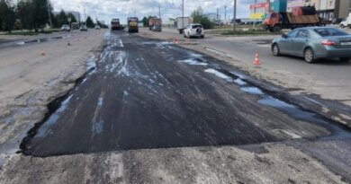 Появились предложения, как модернизировать дорогу около базы орса Усинска