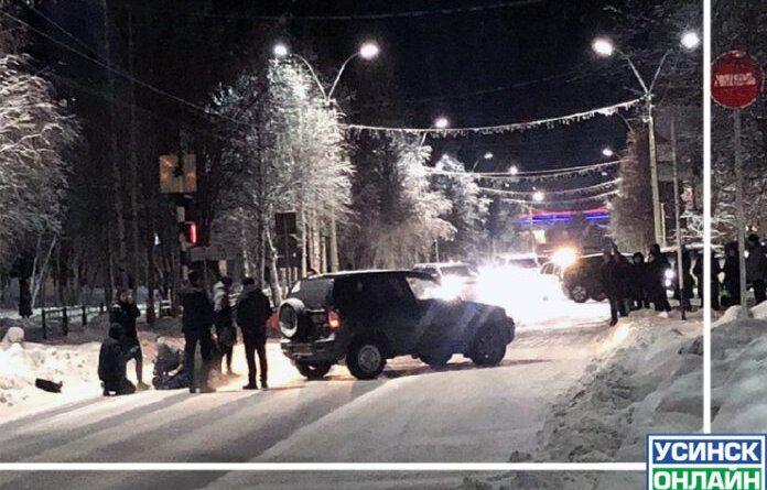 Появилось шокирующее видео, как пятилетний мальчик попал под колеса машины