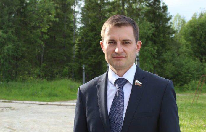 Поздравление с праздником от Дмитрия Шатохина