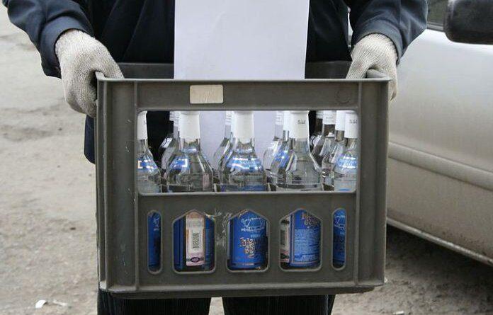 Предприниматель в Усинске получил штраф 100 000 рублей за незаконную продажу алкоголя