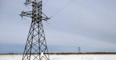 Причина отключения северных сёл Усинска – обрыв высоковольтного провода