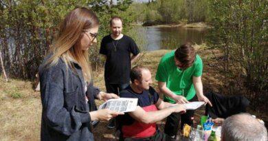 Продолжаются рейдовые мероприятия в лесных массивах